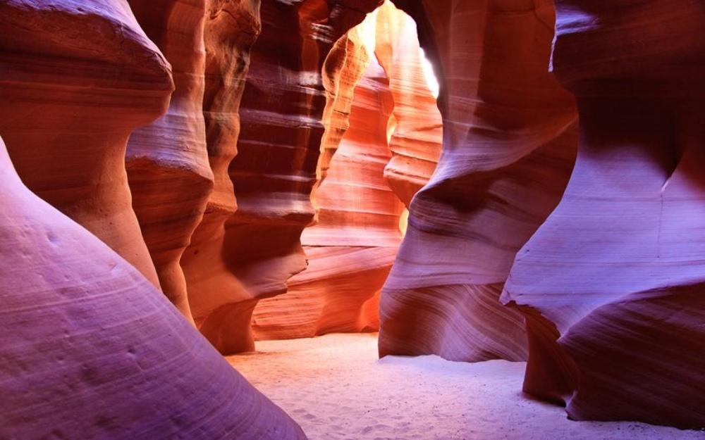 Антилопа Каньон, Аризона, США