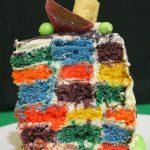 Праздничный торт РАДУГА