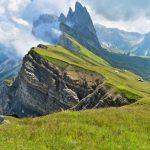 Горы, Италия