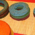 торт радуга пошаговый рецепт