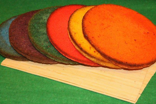 как приготовить торт радуга