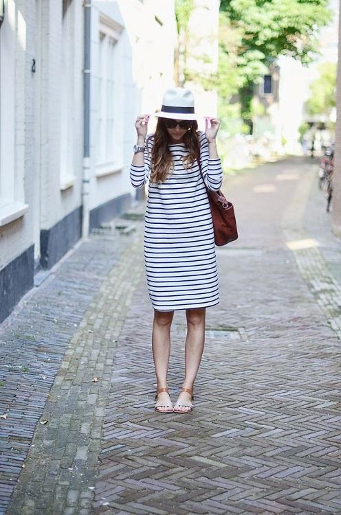 Модные платья весна-лето 2017 - Фото