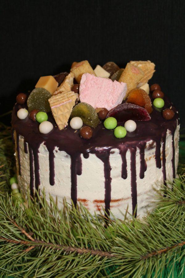 Рецепт приготовления торта Радуга