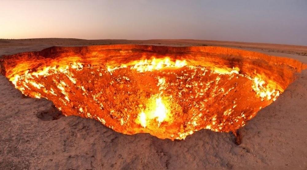 Дарваза, Туркменистан
