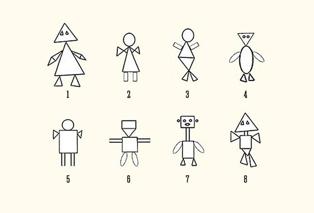 Тест На Знакомство В Рисунках